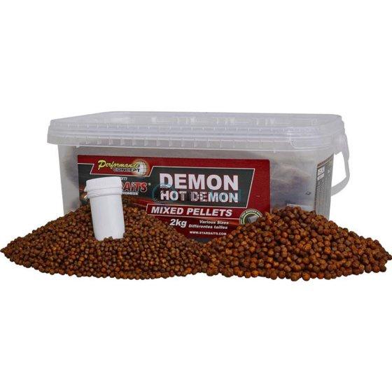 STB - HOT DEMON Pelete Mix 2 kg