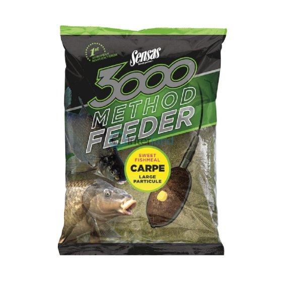 SEN - 3000 Method Carp Sweet fishmeal 1kg