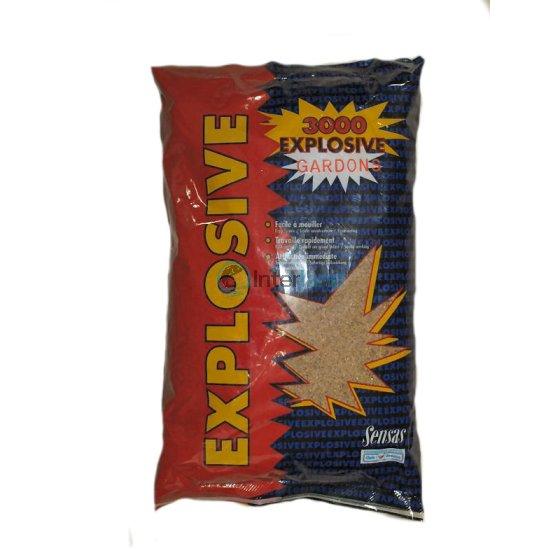 SEN - 3000 Explosiv Žutooka