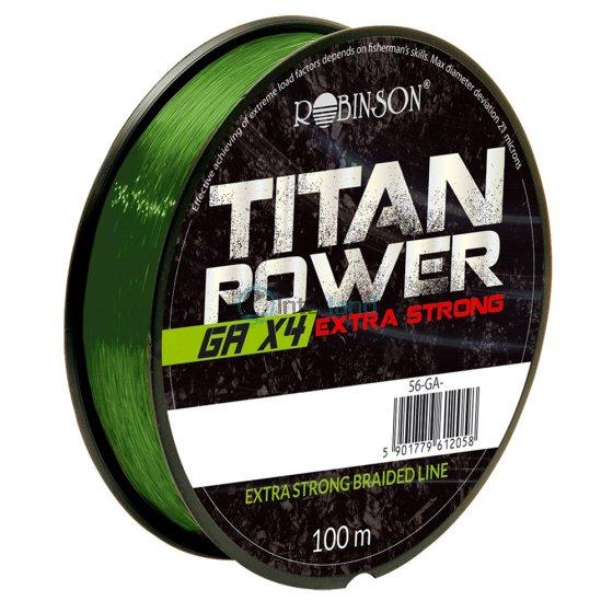 Špaga Titan Power 100 mt.