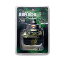 LF - Svjetiljka za glavu 7599350 - 3LED Sensor