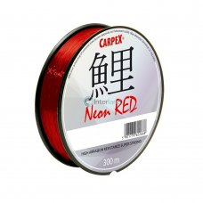 Najlon Neon Red 300 m