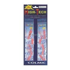COL - Silikonski bužiri - crveni - paket SILHT02