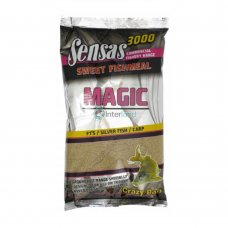 SEN - 3000 Commercial Fishery UK Magic 1kg