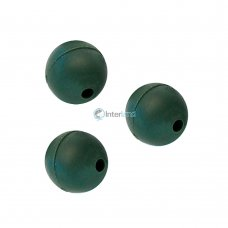 CZ - Gumene kuglice CZ1809 zelene - 10mm