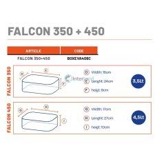 COL - Torba PVC COMBO Falcon 350 + 450 - BOXEVA406C