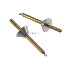 COL - Aluminijski vijak 10 mm 2 kom. - GCZZ1