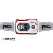 BIM - Naglavna svjetiljka SWIFT RL, narančasta, E095BA01, Petzl