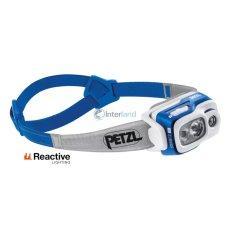BIM - Naglavna svjetiljka SWIFT RL, plava, E095BA02, Petzl