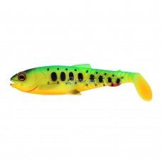 SG - Sil. Craft Cannibal Paddletail 12.5 cm 20g Firetiger