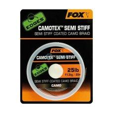 Špaga FOX Camotex semi stiff 20 m