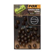 FOX - Gumeni stoperi Camo Tapered x30 CAC770 -  6mm