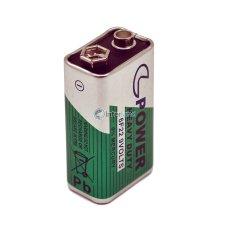 CIX - Baterija plosnata 9V