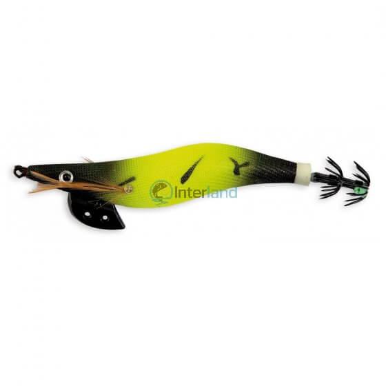 Varalica squid crno-žuta