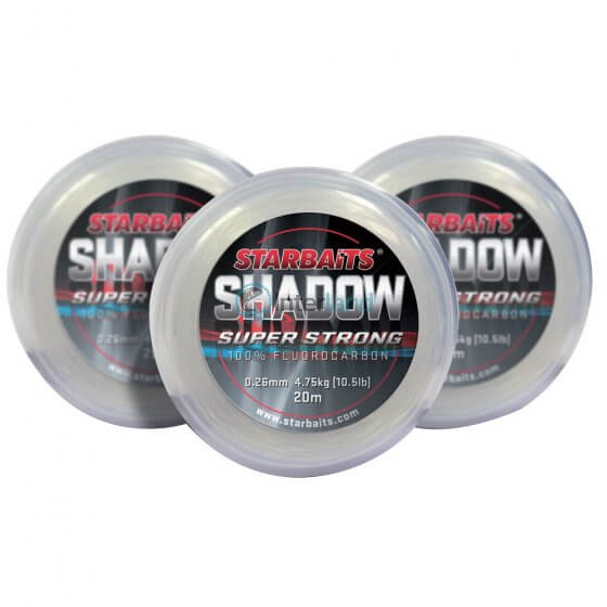 STB - Najlon Fluorcarbon Shadow 0,405 mm/20 met
