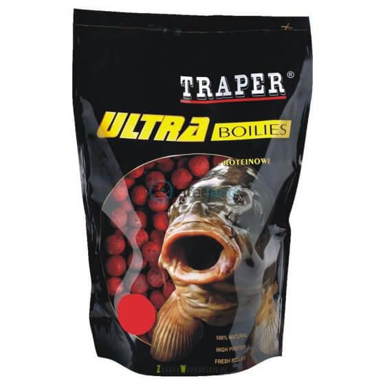 TRAPER Boile MIX 1 kg 12,16,20 mm Jagoda 18284