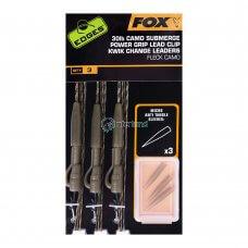 FOX - Power Grip Lead Clip Kwik Change Kit 30Lb CAC713