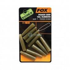 FOX - Edges Surefit tail rubbers vel. 7 - CAC637