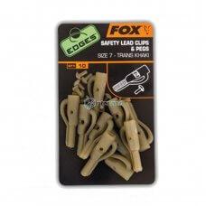 FOX - Edges Lead Clip + Pegs CAC477