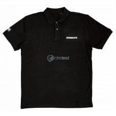 STB - Majica BANK POLOS BLACK XL