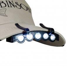ROB - Svjetiljka za kapu