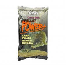 SEN - Crazy Bait Pellet Power Carp Paste 1kg