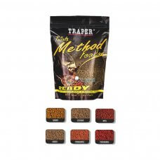 Traper pelete Ready 2/500