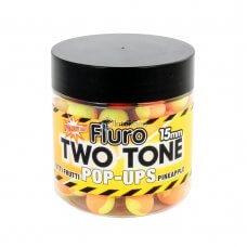 DYN - Boile Fluro Pop-Up Two Tone Tutti Frutti & Pineapple 15mm 80g
