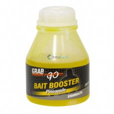 STB - Grab & Go Booster 200ml - Ananas