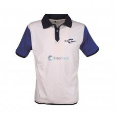 Colmic majica POLO bijela - ABT014