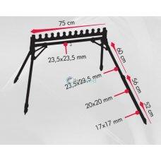 COL - Držač štapova na nožicama Competition 12U - AP00010