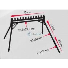 COL - Držač štapova na nožicama Match 12U - AP00011