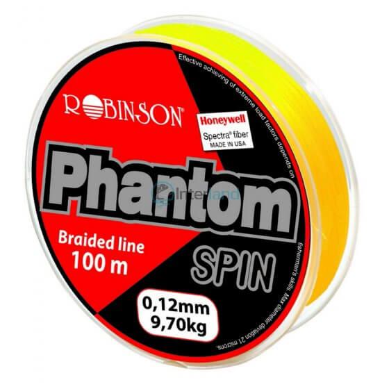 ROB - Špaga - Phantom Spin žuta 100m - 0,18
