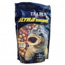 TR - Boile MIX 1 kg 16 mm - Jagoda+Tutti+Vanilija+Čokolada