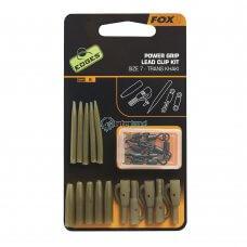 FOX - Edges P/Grip Lead Clip kit x 5 pcs