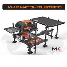 MK4 - Natjecateljska stolica MATCH MUSTANG
