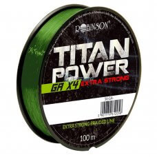 Špaga Titan Power 100 mt.