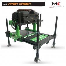 MK4 - Natjecateljska stolica VIPER GREEN