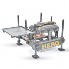 MK4 - Natjecateljska stolica HERO BLACK