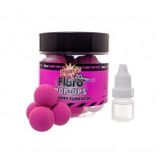 DYN - Boile Fluro Pop-Up + Booster 20mm Mulberry Florentine 80g